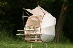 DCWZero Pod mobile house