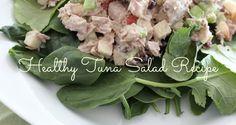 Quick & Easy Healthy Tuna Salad Recipe