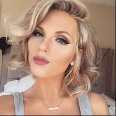blonde wavy hair short hairstyles for curly hair