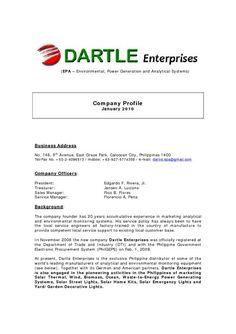 Airline Company Profile Templates  Company Profile Templates