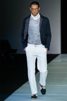 Giorgio Armani Spring Summer 2012 Collection