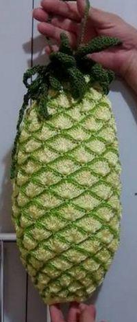 Puxa saco abacaxi