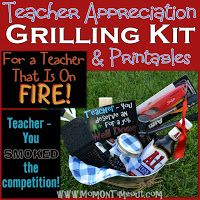 Teacher Appreciation Gift Idea  Time To Relax!