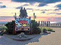 Seaside Oregon, Lewis And Clark, Sandy Beaches, Statue Of Liberty, Things To Do, Travel, Statue Of Liberty Facts, Things To Make, Viajes