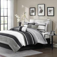 Blaire 7 Piece Comforter Set | Wayfair