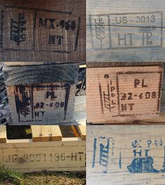 Using pallets on our projects is a smart idea. But it is smarter to know if it is safe to use or not. #diyready
