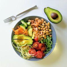 Meal Prep Buddha Bowl