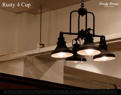 Rusty 4 Cup / ラスティ 4 カップ Goody Grams グッティーグラムス スポットライト アンティーク照明 ヴィンテージ  天井照明 シーリングライト 照明 ランプ 天井【あす楽対応_東海】あす楽【楽天市場】