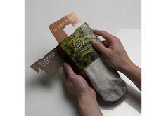 Best Awards - Icebreaker. / Icebreaker Merino Socks Packaging