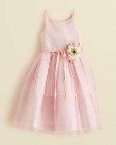 US Angels Girls' Ballerina Dress - Sizes 7-14   Bloomingdale's