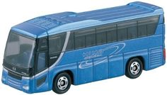 Takara Tomy Hino S'Elega Bus Light Blue #101-5 by Tomy. $5.50. 1:156