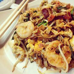 Char Kway Teow (炒粿条) #tastesgreat #yummy #food #journeyoftaste
