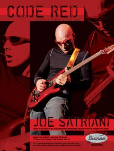 "Joe ""Satch"" Satriani"
