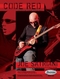 "Joe ""Satch"" Satriani"