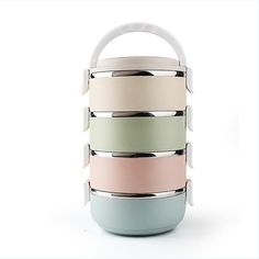 Stainless Steel Thermos Sealed Lunch Box