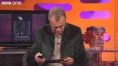 Liam Neeson's Threatening Quote from Taken - The Graham Norton Show - Se...