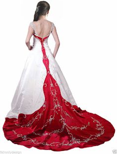 Faironly New Shoulders Custom Wedding Dress Bridal Gown Size 6 8 10 12 14 16 18+