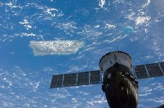 The Puerto Rican astronaut Joseph Akabah captured stunning images of Puerto Rico from the cupola of the International Space Station.