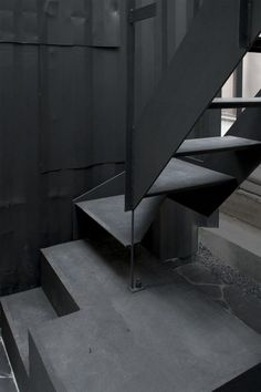 CC4441. Tomokazu Hayakawa Architects - Stairs