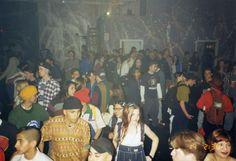 Old Skool Raves