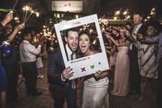 Atlanta. King Plow. Wedding. Photography. Tinder Couple. Sparkler Exit.