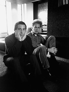 Simon and Garfunkel - 1966; they were my fist ever live concert, at the old Municipal Auditorium, Atlanta.