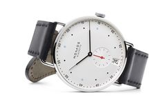 First Impressions: The just announced Metro 38 Datum is a toned down version of the original. Nomos have sacrificed some of the design quirkiness, and the result is a more commercially…
