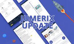 #Jumerix #Multipurpose #Joomla #Template Update 1.1 Webpage Layout, Joomla Templates, Create Website, Website Template, Web Design, Editorial Design, Website Designs, Site Design