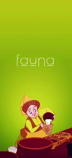 , Fauna - Sleeping Beauty Pet names Walt Disney, Disney Love, Disney Magic, Disney Nerd, Sleeping Beauty Maleficent, Disney Sleeping Beauty, Disney Princess Aurora, Disney Princesses, Disney Divas