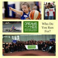 Run With Us For Chicago Youth Today. Every Step Counts. Secure a Guaranteed Entry for the Bank of America Chicago Marathon with Team Dreams for Kids As a 2014 Bank of America Chicago Marathon partner, Team Dreams for Kids engages people who care about making a difference.