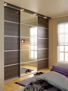skyvedør glass garderobe - Google-søk