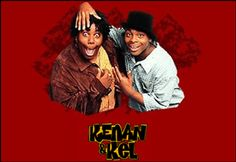 Kenan and Kel, another great '90s tv show.
