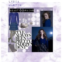 Designer Clothes, Shoes & Bags for Women Teen Wolf Outfits, Lydia Martin, Inspired Outfits, Mtv, Pretty, Clothing, Beauty, Design, Kleding