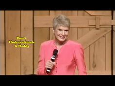 The hilarious Jeanne Robertson will have you in stitches with this story about her dad and the elevator   Rare