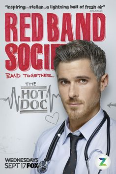Zap2it First: 'Red Band Society Posters': See each character's key art - Zap2it   News & Features