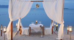 awesome Лучшие отели на Самуи на пляже: королевский комфорт и уют на острове в Таиланде