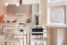 This Modern Barcelona Apartment's Color Palette Is Everything: gallery image 9
