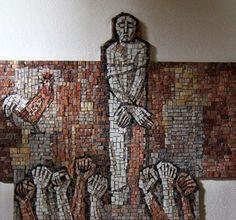 Kreuzweg: Jesus wird zum Tode verurteilt