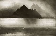 Research Norman Ackroyd I came across this work whilst searching for gloomy landscape paintings. Norman Ackroyd's prints instantly stood out as the darkest and most 'gloomy' of all of my research. Norman Ackroyd, Cork City, Etching Prints, Chiaroscuro, Gravure, Print Artist, Landscape Art, Light In The Dark, Printmaking
