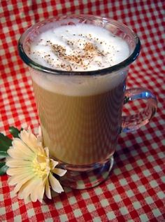 Weight Watchers #Cappuccino #recipe – 2 points... An absolute Must have!!!!