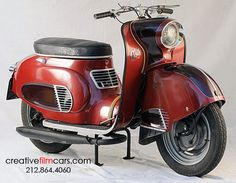 1959 OSA - Nice retro look!