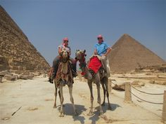 Cairo, Egypt | First City Visited in Egypt
