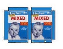 Gerber Mixed oatmeal for baby food