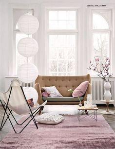 Bästa färgen om du ska välja matta – 9 olika rum som visar att det är sant - Sköna hem