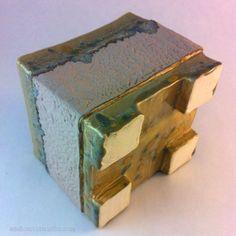 Ceramics 1. Slab box.