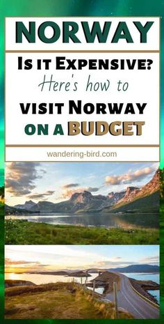 Norway Travel Tips- is Norway Expensive and how to travel Norway on a budget. Road trips in Norway are AMAZING- but they can be expensive. Road Trip On A Budget, Road Trip Packing, Road Trip Europe, Road Trip Essentials, Road Trip Hacks, Road Trips, Norway Destinations, Road Trip Destinations, Norway Travel Guide