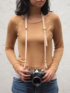 Personalized Camera Neck Strap with Adjustable Length  by harlex, $89.00