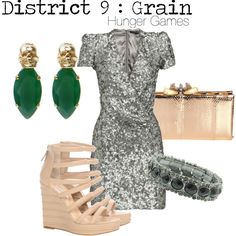 District 9 : Grain