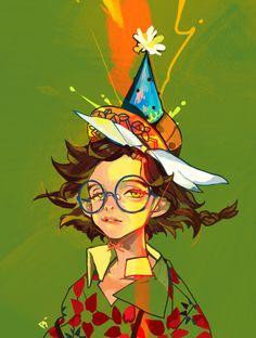 (tumblr) RocoA의 일러스트 Character Drawing, Character Illustration, Illustration Art, Anime Manga, Anime Art, Wow Art, Character Design Inspiration, Cute Art, Art Inspo