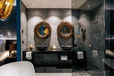 aiola living - Möbelbau Breitenthaler, Tischlerei Bathroom Lighting, Mirror, Furniture, Home Decor, Round Bathroom Mirror, Carpentry, Bathroom Light Fittings, Bathroom Vanity Lighting, Decoration Home